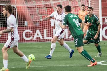 Paso atrás del Albacete con su derrota en casa ante el Castellón (0-1)