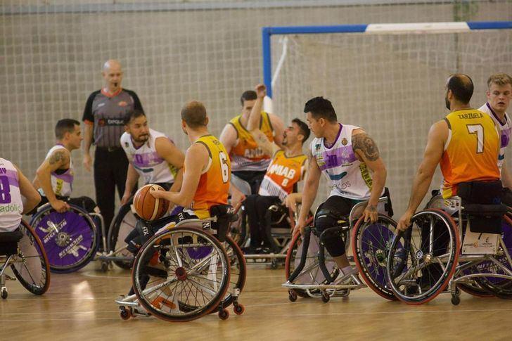 El BSR Amiab Albacete hizo fácil la victoria ante el Fundación Aliados (80-58)