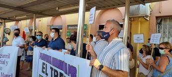 Renfe saca a licitación el servicio de autobús ante el corte de líneas ferroviarias en Murcia por obras de soterramiento