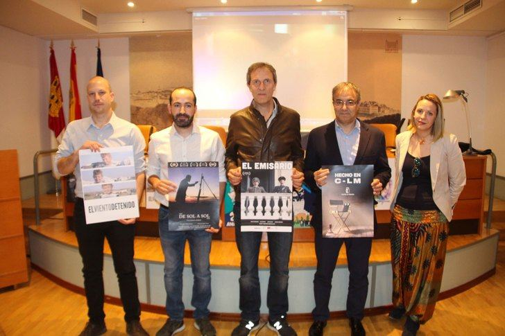 Entregados los premios del Certamen de Cortometrajes de Castilla-La Mancha 2019