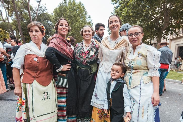 La Feria de Albacete ya está aquí. La Cabalgata da inicio a días de felicidad y alegría