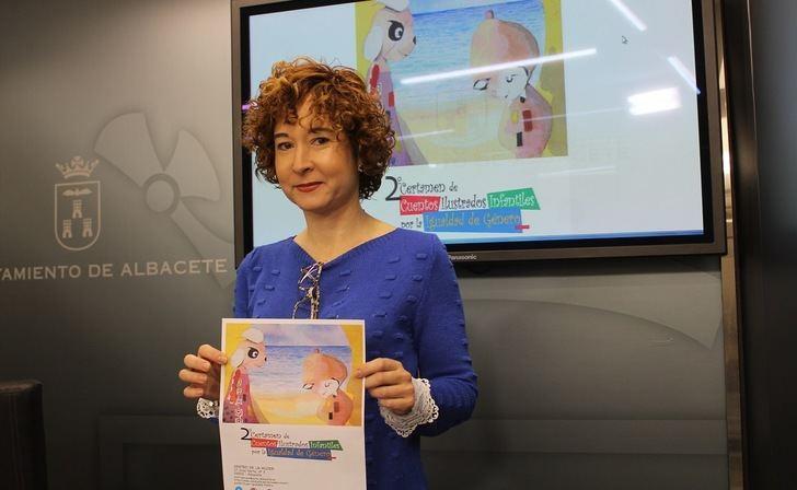El Ayuntamiento de Albacete presenta el II Certamen de cuentos ilustrados infantiles por la igualdad