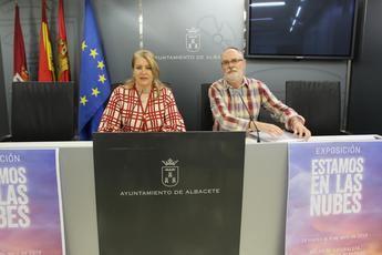"""La Universidad Popular de Albacete presenta la exposición fotográfica """"Estamos en las nubes"""""""