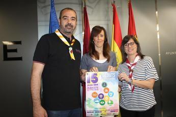 """Albacete y las asociaciones de Scouts celebran el """"Día Mundial del Medio Ambiente"""" el próximo 15 de junio en la plaza del Altozano"""