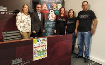 """Todo preparado en Albacete para la cuarta Feria del Coleccionismo y Papel """"Albatoy 2018"""", en la Casa de la Cultura José Saramago"""