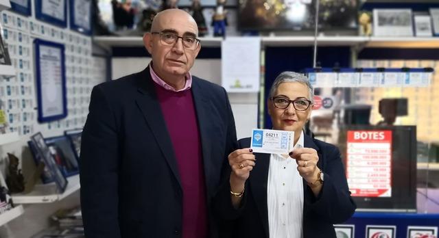 Albacete, junto a Toledo y Guadalajara, también vende el tercero, el 04211, de la lotería de Navidad