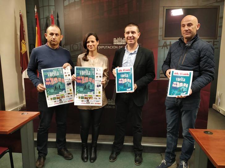 La Vuelta a la Peña de San Blas en Elche de la Sierra celebra su XX aniversario
