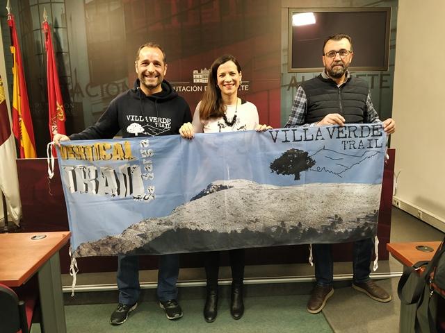 Villaverde de Guadalimar acogerá a centenares de persona el próximo fin de semana en su Vertical Trail