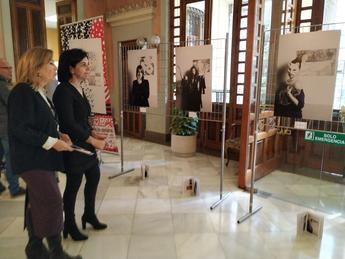 Exposición fotográfica 'Painters Style, versión femenina' con motivo del Día Internacional de la Mujer en la Diputación