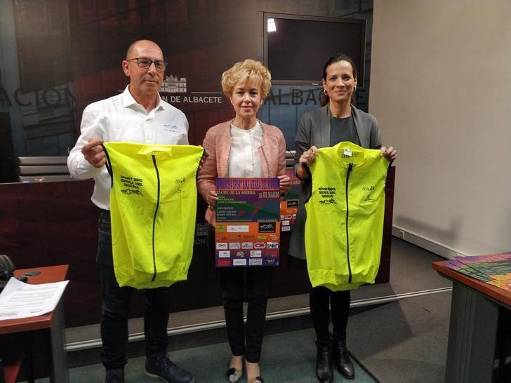 Elche de la Sierra celebra el 31 de marzo la prueba cicloturista 'Sport Bike Sierra del Segura'