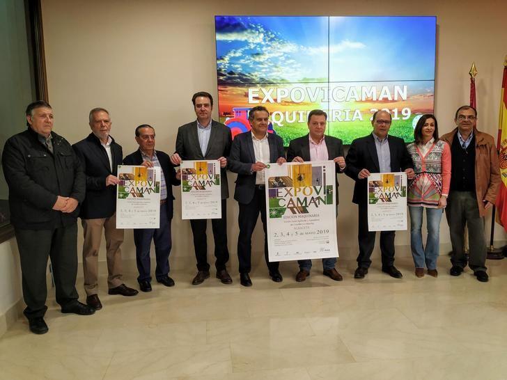 Expovicaman, que separa agricultura de ganadería, abres sus puertas el jueves en Albacete