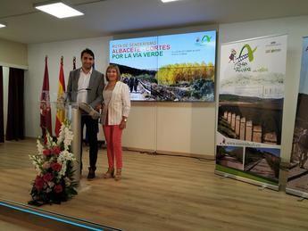La Diputación presenta la ruta senderista que irá de Albacete a Cortes por la Sierra de Alcaraz