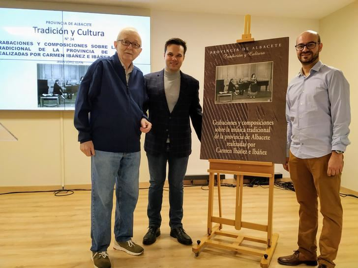 El número 34 de la serie 'Albacete, tradición y cultura' permite conocer la música popular
