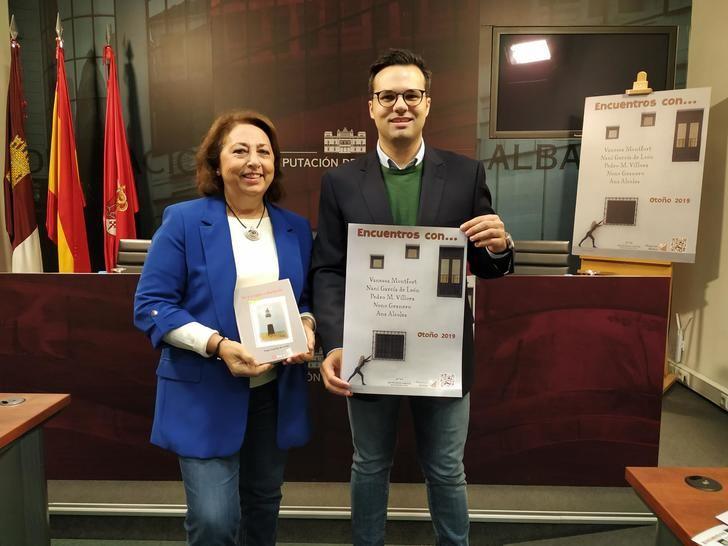 La Diputación presenta una nueva edición del programa de fomento de la lectura 'Encuentros con….'