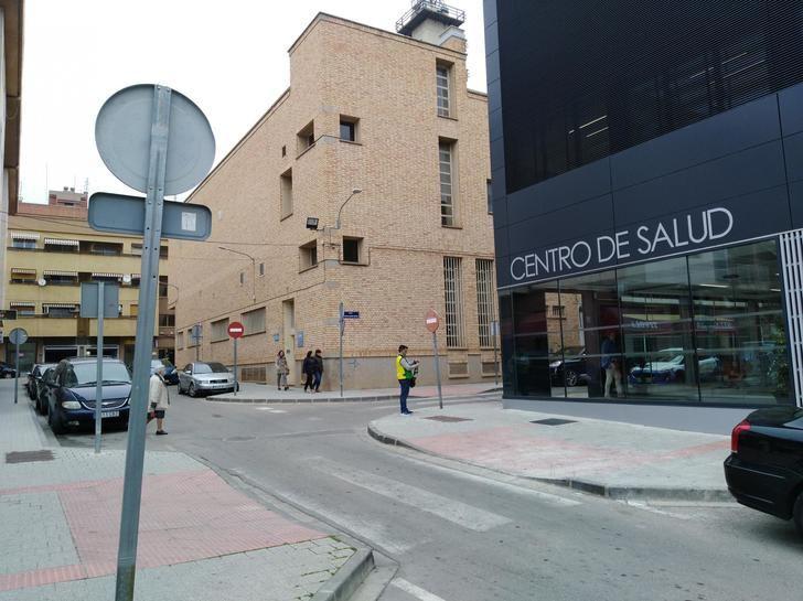 El Ayuntamiento de Hellín habilitará una nueva zona azul junto al Centro de Salud 1