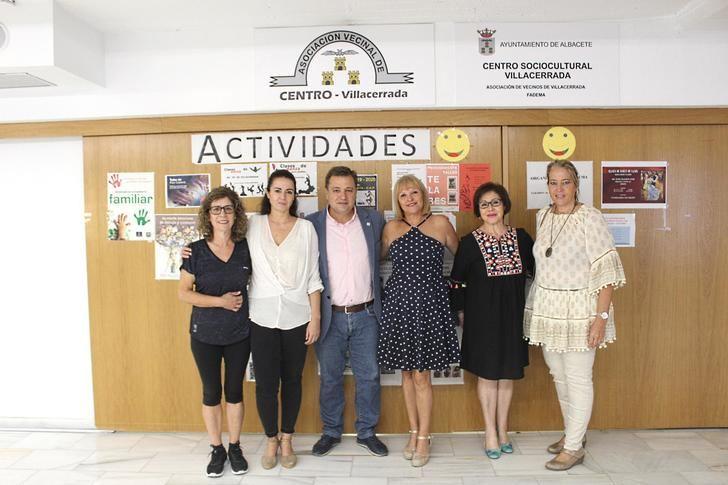 Manuel Serrano mantendrá reuniones con las asociaciones de vecinos de Albacete para conocer sus necesidades