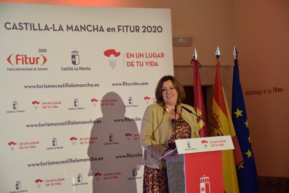 Castilla-La Mancha contará con un estand de 1.370 metros cuadrados en Fitur para promocionar su Plan Estratégico