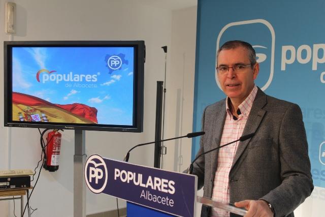 El PP de Albacete agradece la participación de afiliados y simpatizantes en la manifestación de Madrid