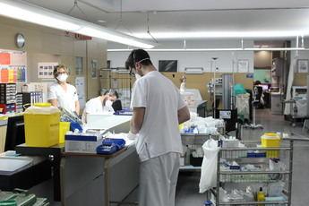El Hospital General de Albacete recupera el Hospital de Día para los tratamientos onco-hematológicos