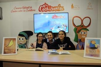 """Presentada la IV publicación de """"Los Cuchicuentos"""" con los relatos ganadores del concurso infantil de cuentos sobre la cuchillería"""