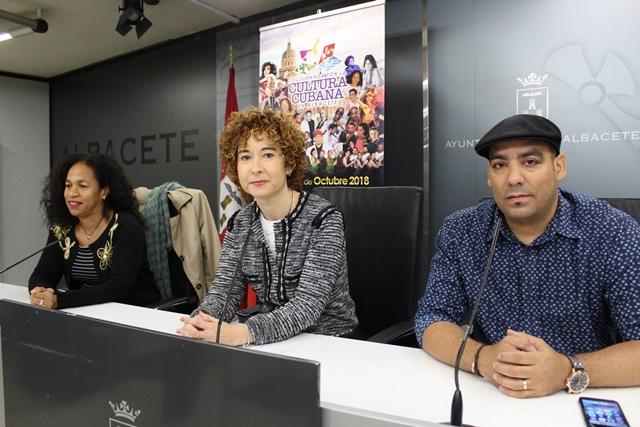 """Albacete acoge del 15 al 21 de octubre la X edición """"Jornadas Cubanas"""" con actividades para todos los públicos"""