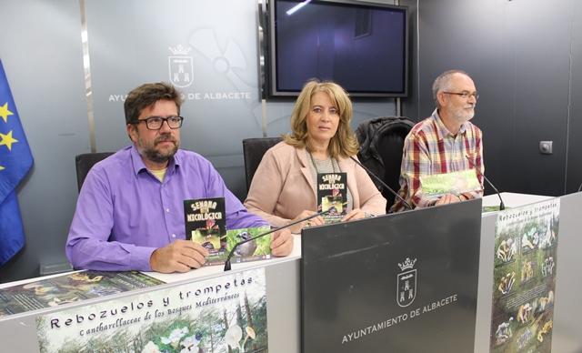 La Universidad Popular de Albacete acoge una nueva edición de la semana micológica