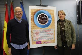 La casa de la cultura José Saramago recibe el programa 'Café Filosófico' sobre debates abiertos