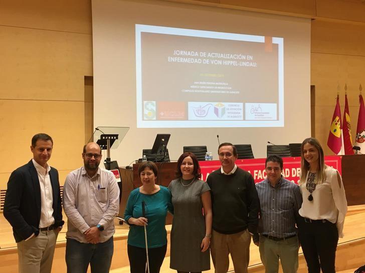 Neurología de Albacete organiza unas jornadas sobre la enfermedad de von Hippel-Lindau