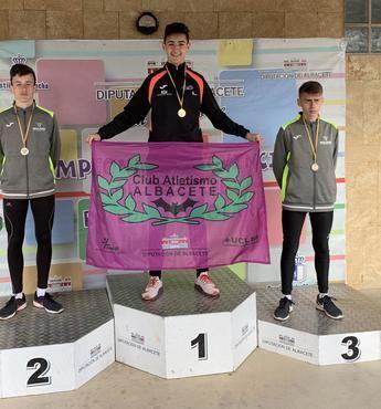 Albacete pone fin a la primera final de la III jornada de atletismo en edad escolar
