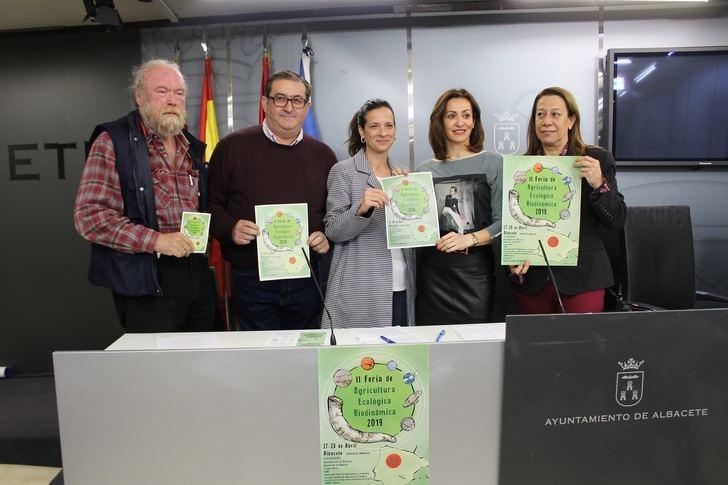 El Palacio de Congresos de Albacete acoge el próximo fin de semana la II Feria de agricultura ecológica biodinámica