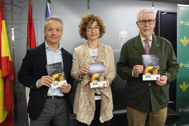 Albacete acoge el XX Festival Internacional de Guitarra Ciudad de Albacete