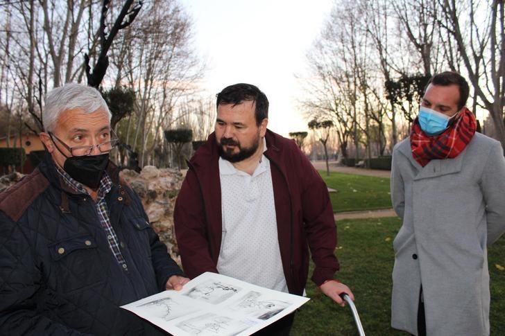 La Roda presenta la nueva escultura para #LaRodaPonteGuapa del artista local Gabriel Alarcón