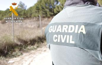 La Guardia Civil de Almansa recupera un perro que fue robado por un hombre en Lorca