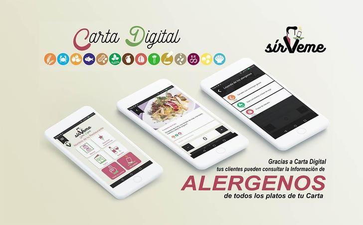 La hostelería de Albacete ya dispone de la aplicación 'Sírveme Online' con cartas digitales y pedidos a través del móvil