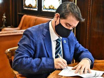 66 Ayuntamientos de Albacete coordinan la compra de material de protección frente al coronavirus