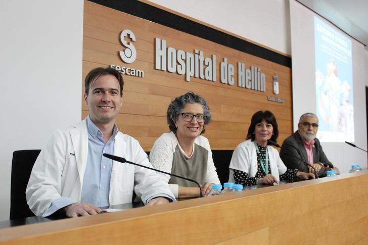 La Junta promueve estrategias sanitarias que permitan realizar un abordaje integral de la cronicidad