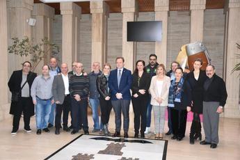 El alcalde de Albacete agradece la implicación del jurado en el XIII festival Internacional de Circo