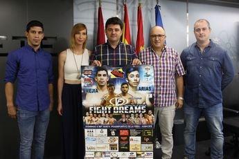 La feria deportiva de Albacete llega con adelanto con la disputa del Trofeo de kick boxing 'La Navaja', este domingo
