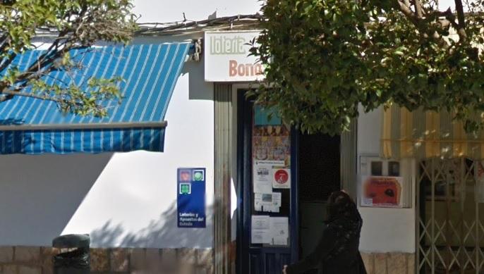 El primer premio de la lotería del jueves se vende en San Clemente (Cuenca), en la calle Carmen 11