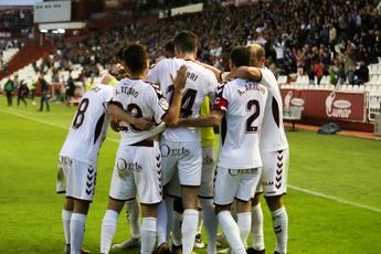 El Albacete Balompié ejecuta la opción de compra por el delantero albanés Rei Manaj