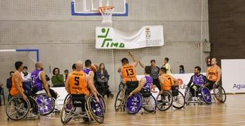 El BSR Amiab Albacete venció al Fundación Grupo Norte en un buen partido (72-53)