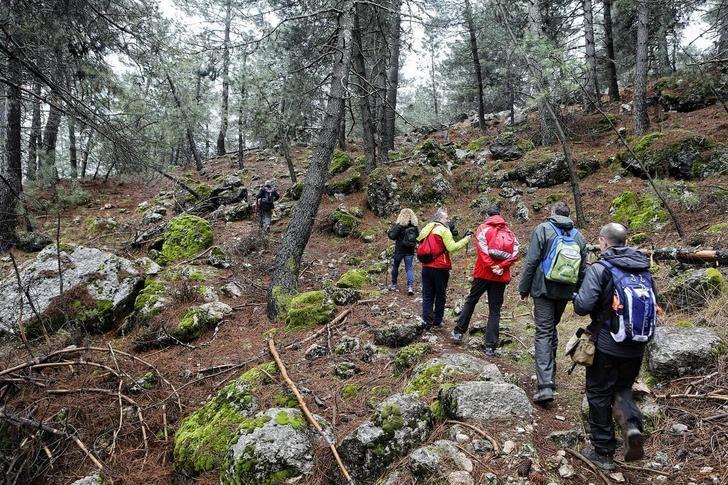 Villaverde de Guadalimar acoge este sábado la XIV ruta de senderismo de la Diputación