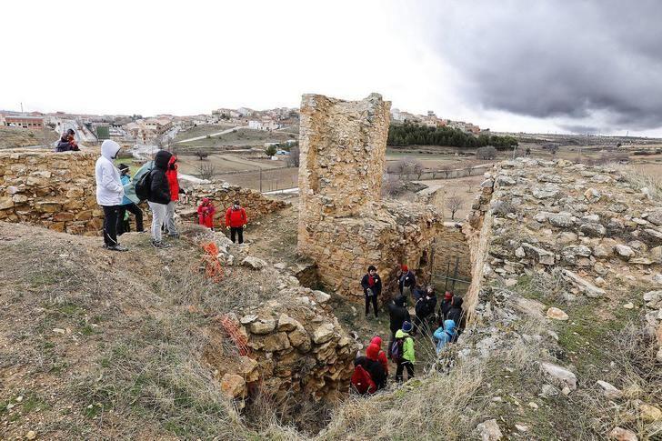 Este domingo ruta de senderismo en los Campos de Montiel, en Munera