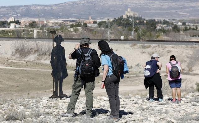 Almansa y su Batalla son la siguiente parada de las rutas de senderismos de la Diputación