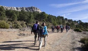 Bogarra y Riópar protagonistas de las dos nuevas rutas senderistas de la Diputación