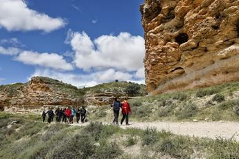Este domingo se celebra la XXXIX ruta senderista de la Diputación en Madrigueras