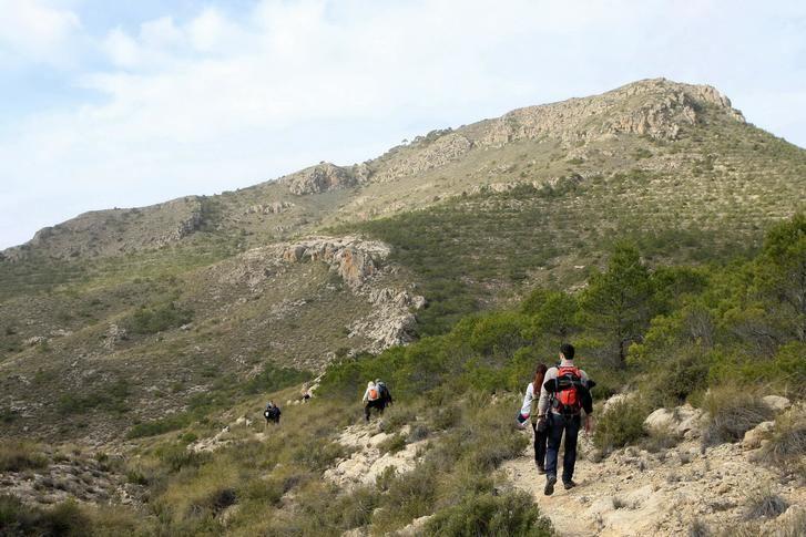 Este domingo se celebra la VI ruta de senderismo de la Diputación en Ontur