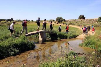 Munera celebra el domingo la III ruta senderista de la Diputación Provincial