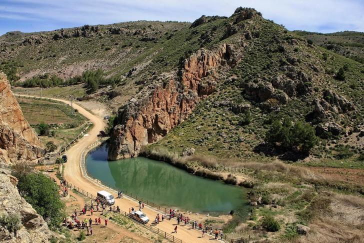 Fuentealbilla acogerá este domingo la nueva ruta de senderismo de la Diputación