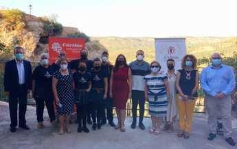 La inauguración del proyecto social 'El Búho' en Letur cuenta con el apoyo de la Diputación